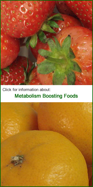 Metabolism Boosting Foods