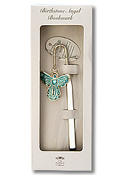 March Angel Bookmark