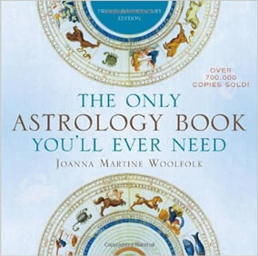 The Only Astrology Book You'll Ever Need (avail in Paperback)