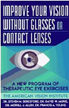 Improve Your Vision Without Glasses or Contact Lenses (Paperback)