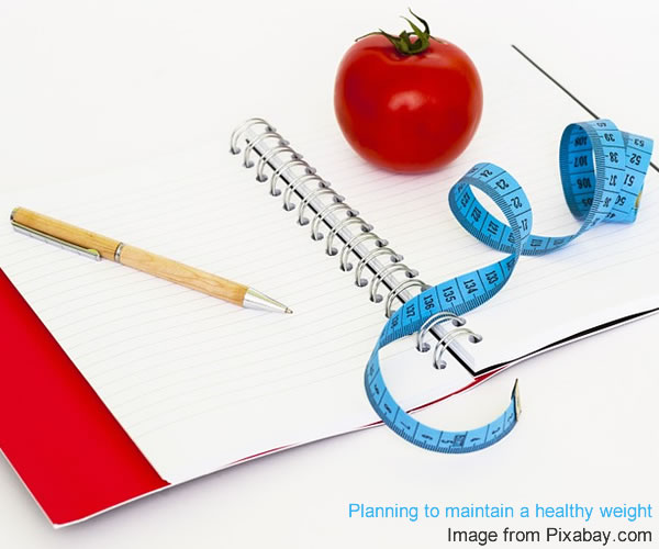 Good health can involve awareness and planning