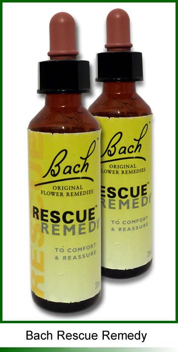 Bach Rescue Remedy (2 bottles)