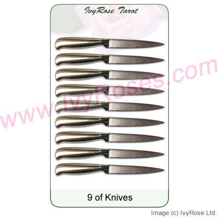 9 of swords tarot relationship