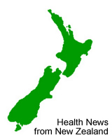 Health News from New Zealand.