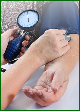 Hypertension, causes and lifestyle factors