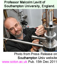 New research from the University of Southampton could lead to enhanced MRI scans, producing brighter and more precise images, and potentially allowing the detection of cancerous cells before they cause health problems.
