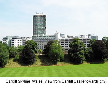 Health News from Cardiff, Wales (UK).