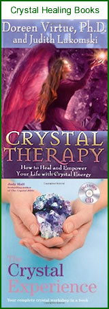 Books about Crystal Healing
