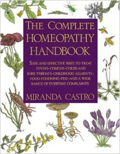 The Complete Homeopathy Handbook (Paperback)