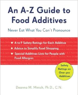 A-Z Guide To Food Additive (Paperback)