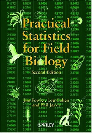 Statistics for Field Biology
