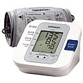 Omron BP742 5 Series Upper Arm Blood Pressure Monitor, White, Medium