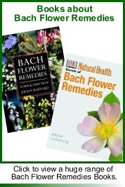 Bach Flower Remedies Books