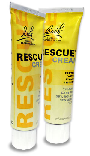 Bach Rescue Cream