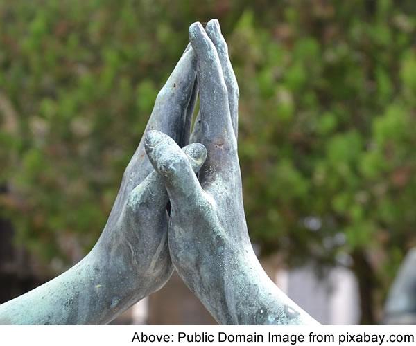 Prayer to help with stress