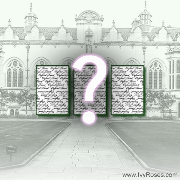 Free Tarot Reading: 3-Card Past, Present, Future Spread using the